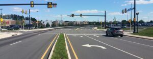Potomac Yard Traffic Signal Design